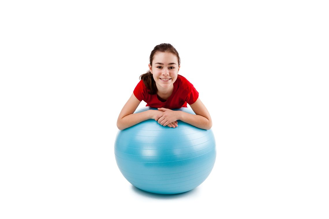 træning for Teenagere, Teenage motion, teen Pilates